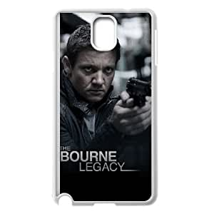 bourne legacy Samsung Galaxy Note 3 Cell Phone Case White 91INA91246844