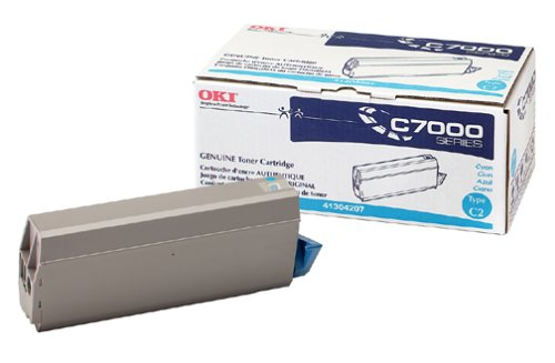Cyan Toner Cartridge for C7000 -