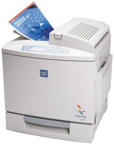 Printer Magicolor Color Laser (Konica Minolta magicolor 2200 Color Laser Printer)
