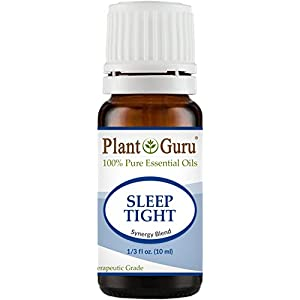 41TCUUG1BFL. SS300  - Sleep Tight Synergy Essential Oil Blend 10 ml. 100% Pure Undiluted Therapeutic Grade. Good Night Aid, Relaxation, Depression, Stress, Anxiety Relief, Mood, Uplifting, Calming, Aromatherapy