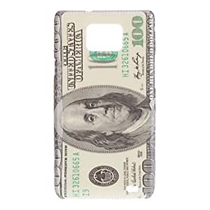 US Dollar Pattern Hard Case for Samsung Galaxy S2 I9100