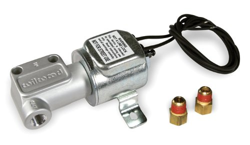 NEW WILWOOD ELECTRIC BRAKE SHUTOFF VALVE, USED TO BLOCK PRESSURE FROM REACHING DOWNSTREAM, FOR RACING PURPOSES by Southwest Speed