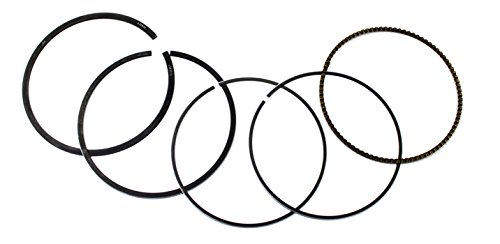 Namura, NA-30010-2R, .020 Over Bore Piston Rings Suzuki Eiger 400 & King Quad 400 - 82.5mm WILL NOT FIT OEM PISTONS