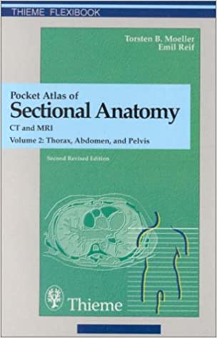 Pocket Atlas of Sectional Anatomy: Computed Tomography and Magnetic ...