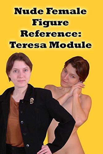 Nude Female Figure Reference: Teresa Module (Module Game)