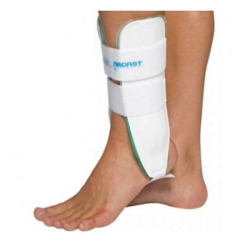 Aircast Sport Stirrup - Aircast Air-Stirrup Ankle Brace, Right, Large