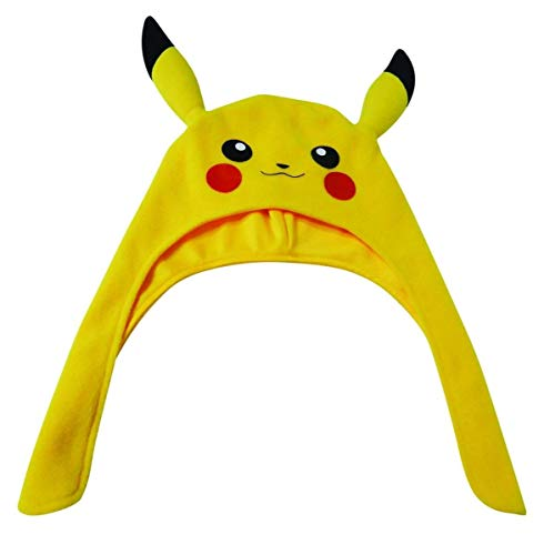 Rubies Pokémon Plush Pikachu Child Headpiece with Ears]()