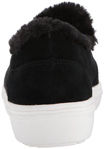 by Fashion Suede Black Sneaker Madden STEVEN Women's Steve Cuddles 6zwxX8dqg