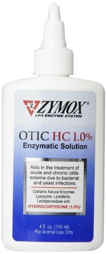 Pet King Brand Zymox Otic Enzymatic Solution for Pet Ears, (Posatex Otic Suspension)
