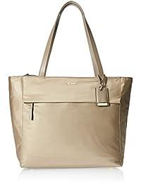 TUMI Voyageur M-Tote Messenger Bag, Khaki, One Size