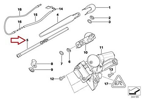 E39 Wiper Diagram
