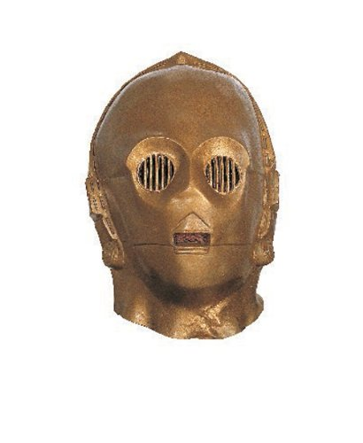 [Star Wars C-3PO Mask] (C3po Mask)
