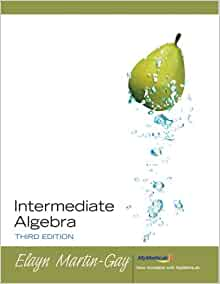 beginning and intermediate algebra by martin gay