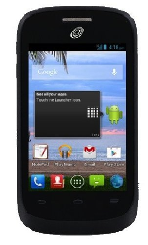 ZTE Valet Android Prepaid Phone (TracFone) by ZTE