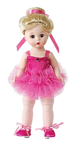 Madame Alexander Collectible Doll Pirouette In Pink 8 Inches Blonde - Inch 8 Wendy Doll