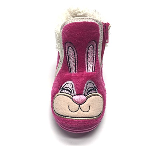 Gezer Girls' Slippers pink Size: 9 UK fmXcZgoXQ