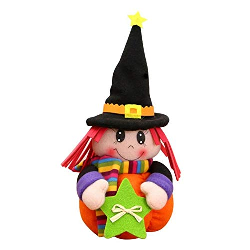 Dolls Kids - Cute Halloween Decoration Party Pumpkin Plush Dolls Home Adorable - Patients Pedifiles Inflatable Doing Baby Pool Years Women Crafts Dementia High Learning Babies Water Practice ()