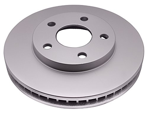 ACDelco 18A812AC Advantage Coated Front Disc Brake Rotor