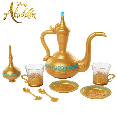 Disney Aladdin Agrabah 9-Piece Tea Set