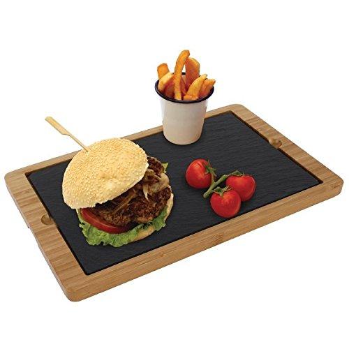 2/x Olympia pizarra bandeja de plato para cm061/280/x 180/mm cocina Buffet alimentos servir