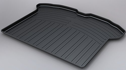 Vesul Rubber Rear Trunk Cargo Liner Trunk Tray Floor Mat Cover For Volvo Xc60 2011