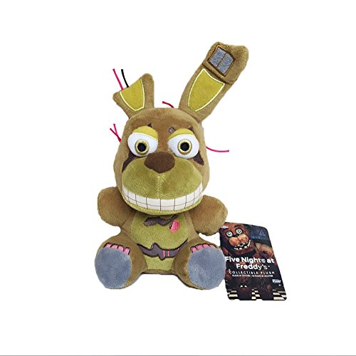 18cm Five Nights at Freddys 4 FNAF Bonnie Rabbit Plush Toys Soft Stuffed Animals Toys Doll