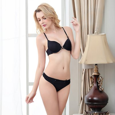 136822a58cb Amazon.com  Blue Stones 2018 New Allura Red Very Sexy Brand Underwear Women  Seamless lace Bra Sets And panties Fashion Push Up Bra  Kitchen   Dining