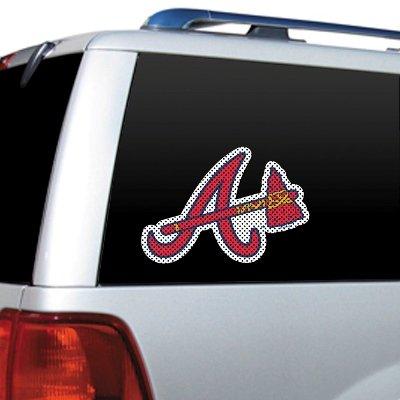- MLB Atlanta Braves Die Cut Window Film