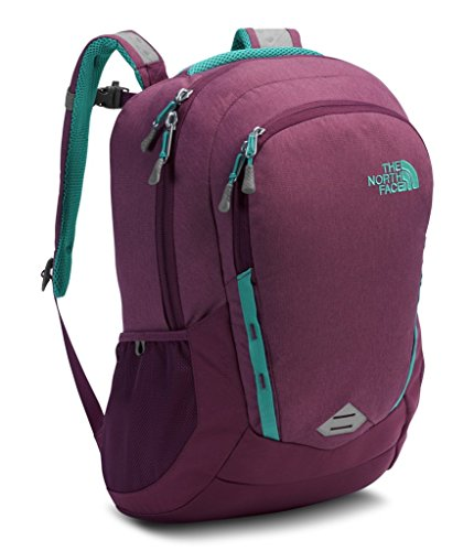 NORTH FACE Women's Vault Backpack, Amaranth Purple Heather, One Size