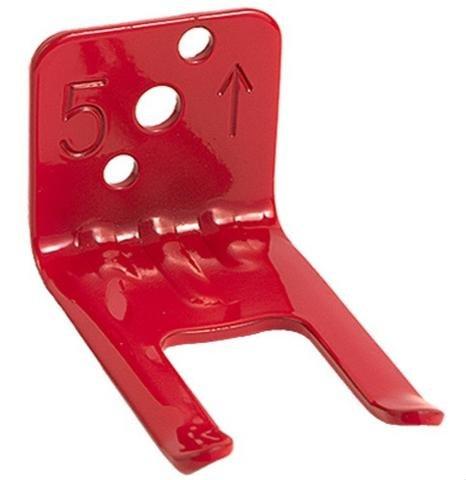 Amerex/Kidde Fork Style Wall Mount/ Bracket/ Hook for 2.5 lb-5 lb Fire Extinguisher