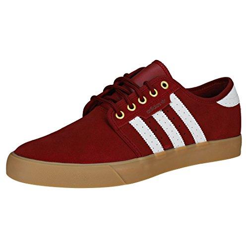 Rot Adidas Herren Seeley (buruni / Ftwbla Dormet 000)