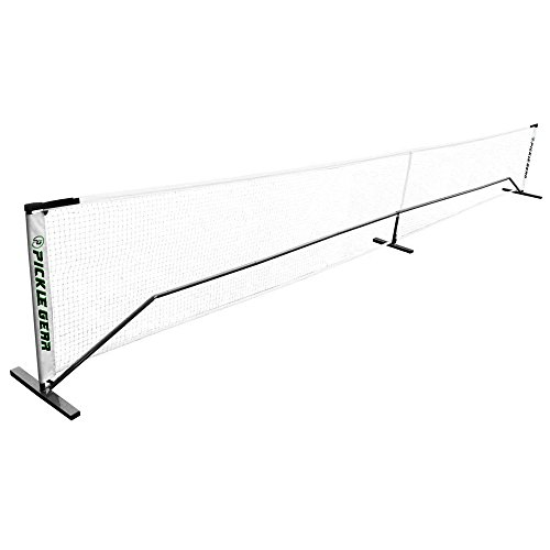 Premium Portable Pickleball Net by Pickle Gear