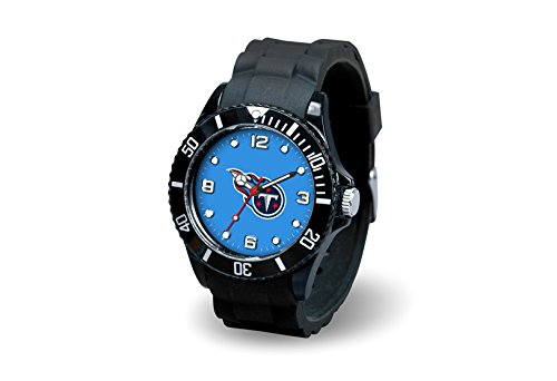 Rico Industries NFL Tennessee Titans Spirit (Colored Bezel Watch)