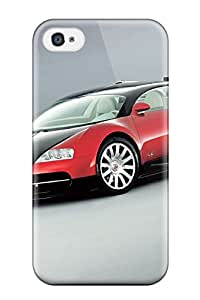 LaweLCambell Iphone 4/4s Well-designed Hard Case Cover Bugatti Veyron 30 Protector