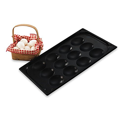 (Vollrath Company 42100 Egg Poacher Pan)