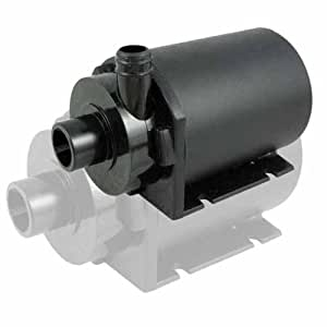 DC 12V 6.5L (100GPH) CPU Cooling HHO submersible Water/oil Pump