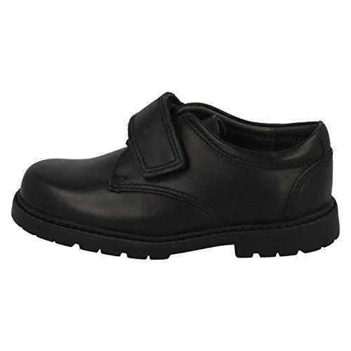 Start Rite Will - Zapatos de Cordones de otras pieles niño negro