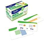 2nd Grade Math Flashcards: 240 Flashcards for Building Better Math Skills Based on Sylvan's Proven Techniques for Success (Sylvan Math Flashcards)