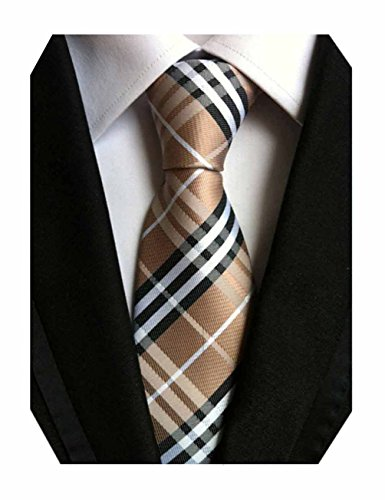 MENDENG Classic Business Necktie Formal product image
