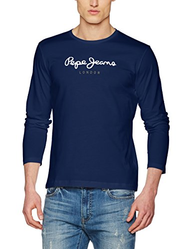 Pepe Jeans Herren Eggo Long Sleeve Top