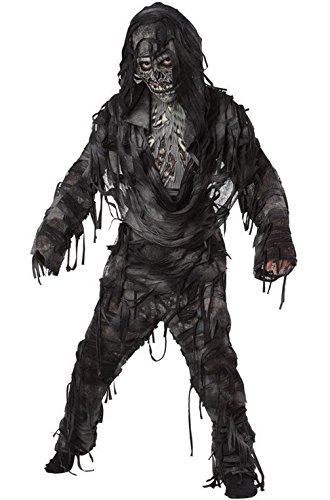 [Mememall Fashion Zombie Living Dead Boys Rotten to the Core Child Costume] (Rotten To The Core Zombie Costume)