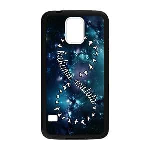 Custom Unique Design Hakuna Matata Samsung Galaxy S5 Case Hakuna Matata S5 Cover