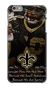First-class Case Cover Series For Iphone 6 Plus Dual Protection Cover New Orleans Saints NFFdzJ-1239-UHeEA