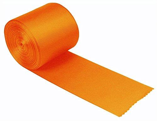 Yds Orange Grosgrain Ribbon - 2