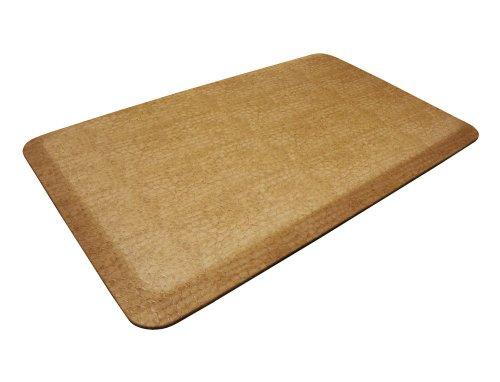 newlife-by-gelpro-anti-fatigue-designer-comfort-kitchen-floor-mat-20x32-pebble-caramel-stain-resista