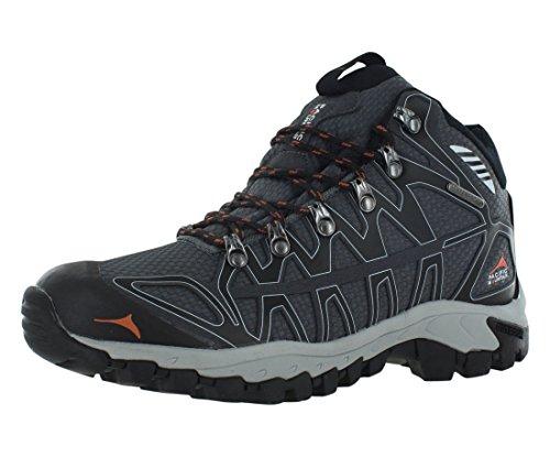 Pacific Mountain Ridge Heren Wandelen En Backpacken Schoenen Zwart