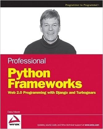 Web 2.0 Programming with Django and Turbogears