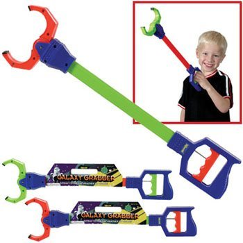 Toysmith Galaxy Grabber Robot Claw Colors May Vary