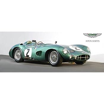 ASTON MARTIN AMR RACE CAR POSTER PRINT STYLE A 24x36 HI RES