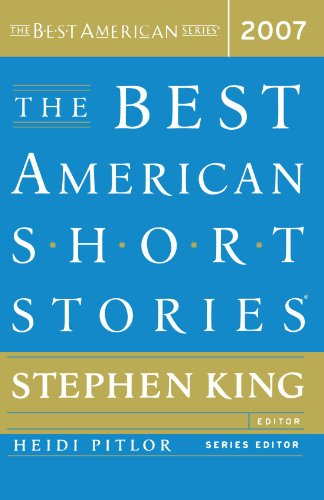 The Best American Short Stories 2007 (The Best American Series )